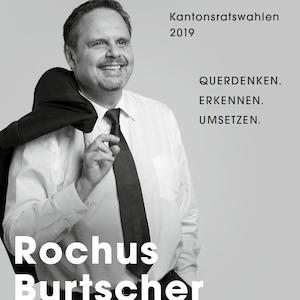 Rochus Burscher und Wiederkehr in den Kanotnsrat
