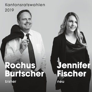 Rochus Burscher in den Kanotnsrat